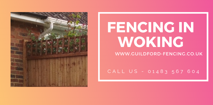 fencing in Woking