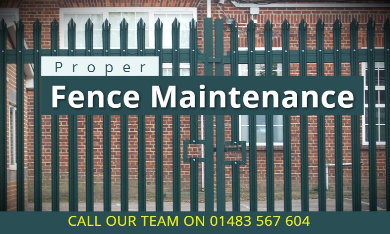Ensure The Beauty Of Your Fences With Proper Maintenance Services